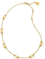 Tory Burch Gemini Link Delicate Necklace