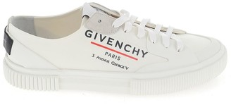 Givenchy Tennis Light Low-Top Sneakers