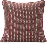 Bindi SPUNTM by Welspun BindiHandcrafted Throw Pillow in Brown