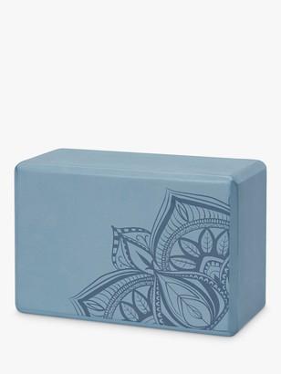 Gaiam Printed Yoga Block