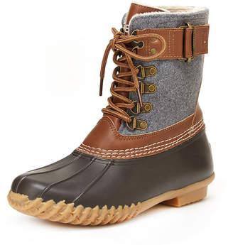 Jambu J Sport By Womens Calgary Rain Boots Water Resistant Flat Heel