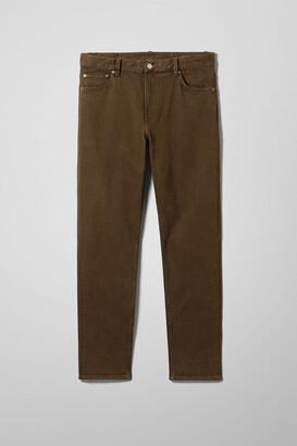 Weekday Sunday Slim Jeans - Beige