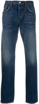 Edwin low rise loose fit denim jeans