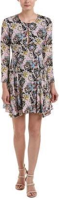 A.L.C. Walter Silk A-Line Dress