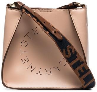 Stella McCartney Hobo faux leather cross-body bag