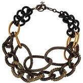 Saint Laurent Unity Oversized Chain Necklace