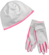 Nike Therma Beanie & Gloves Set