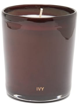 Perfumer H - Ivy Scented Candle - Dark Purple