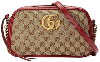 Gucci small GG Marmont crossbody bag