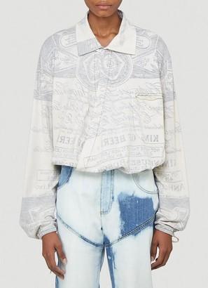 Telfar Wrap Shirt