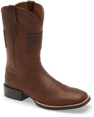 Ariat Sport Patriot II Cowboy Boot