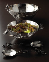 Michael Aram Black Orchid Serving Set