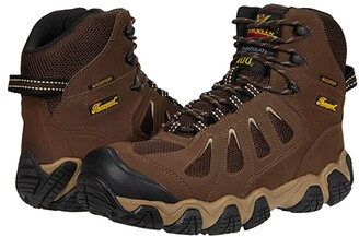 Thorogood Crosstrex 6 Waterproof 400GR Insulation Non Safety (Brown) Men's Shoes