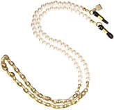 Corinne McCormack Women's 6 MM Faux Pearl With Chain