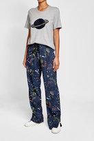 Markus Lupfer Embellished Cotton T-Shirt