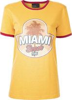 N Duo miami beach T-shirt