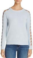 Vero Moda Sacramento Cutout Sleeve Sweater