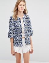 Vero Moda Geo Printed Jacket