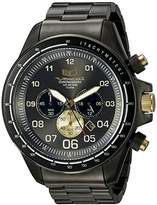 Vestal Men's ZR3035 ZR3 Analog Display Quartz Black Watch
