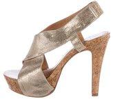 Diane von Furstenberg Zia Crossover Sandals