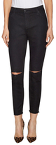 Joe's Jeans Dion High-Rise Distressed Skinny Jean