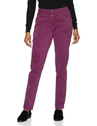 Cecil Women's 371585 Hailey Trousers,26W x 32L