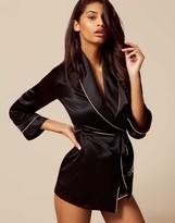 Agent Provocateur Classic Pyjama Top Black