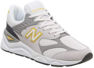 New Balance X90 Trainers Nimbus Cloud Team Away Grey F