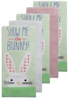 Celebrate Easter Together Show Me The Bunny Kitchen Towel 5-pk.