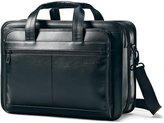 Samsonite Leather Expandable Laptop Business Case