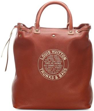 Louis Vuitton 2006 Pre-Owned Logo Print Tote Bag