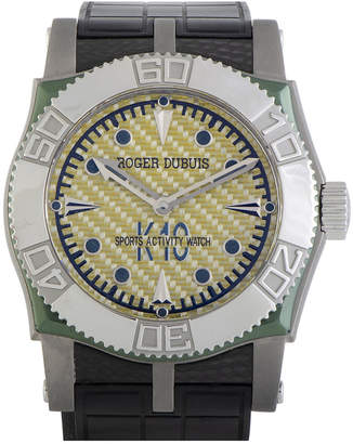 Roger Dubuis Heritage  Men's Easy Diver Watch