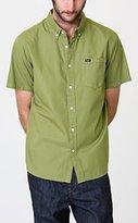 RVCA Men's Revival Short Sleeve Shirt