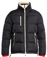 Moncler Pessac Quilted-down Coat