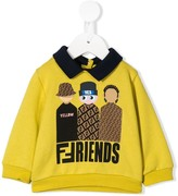 Fendi FFriends sweatshirt