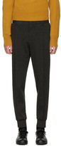 Wooyoungmi Grey Tapered Trousers