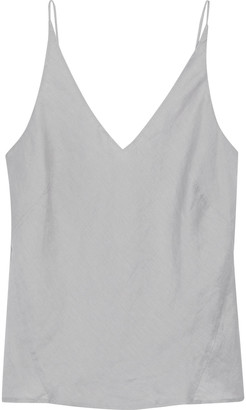 J Brand Lucy Linen-voile Camisole
