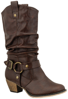 Refresh Brown Wild Boot