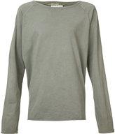 Horisaki Design & Handel - long sleeve T-shirt - unisex - Linen/Flax - 1