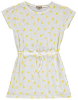 Emile et Ida Sale - Polka Dot Lemon Dress