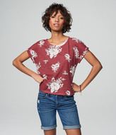 Cape Juby Floral Tee