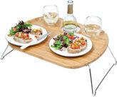 Picnic Time Mesamio Portable Wine Tray
