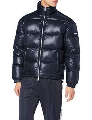Armani Exchange Men's Bomber Jacket,X-Large