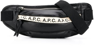 A.P.C. Logo Belt Bag