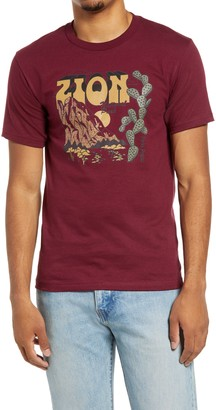 Parks Project Zion Prickly Pear Graphic Tee