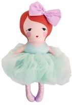 Toddler Girl's Candy Kirby Designs Autumn Ballerina Doll