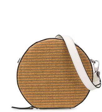 BRUNELLO CUCINELLI KIDS Woven Shoulder Bag