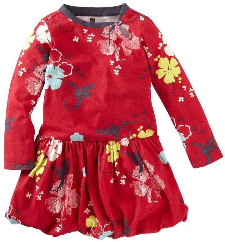 Tea Collection Keyhole Bubble Dress