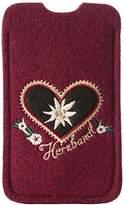 Adelheid Women's Herzbandl Handyhülle Mobile case,