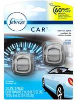 Febreze 2-Count Car Vent Clip in New Car